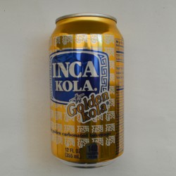 Inca Kola The golden Kola